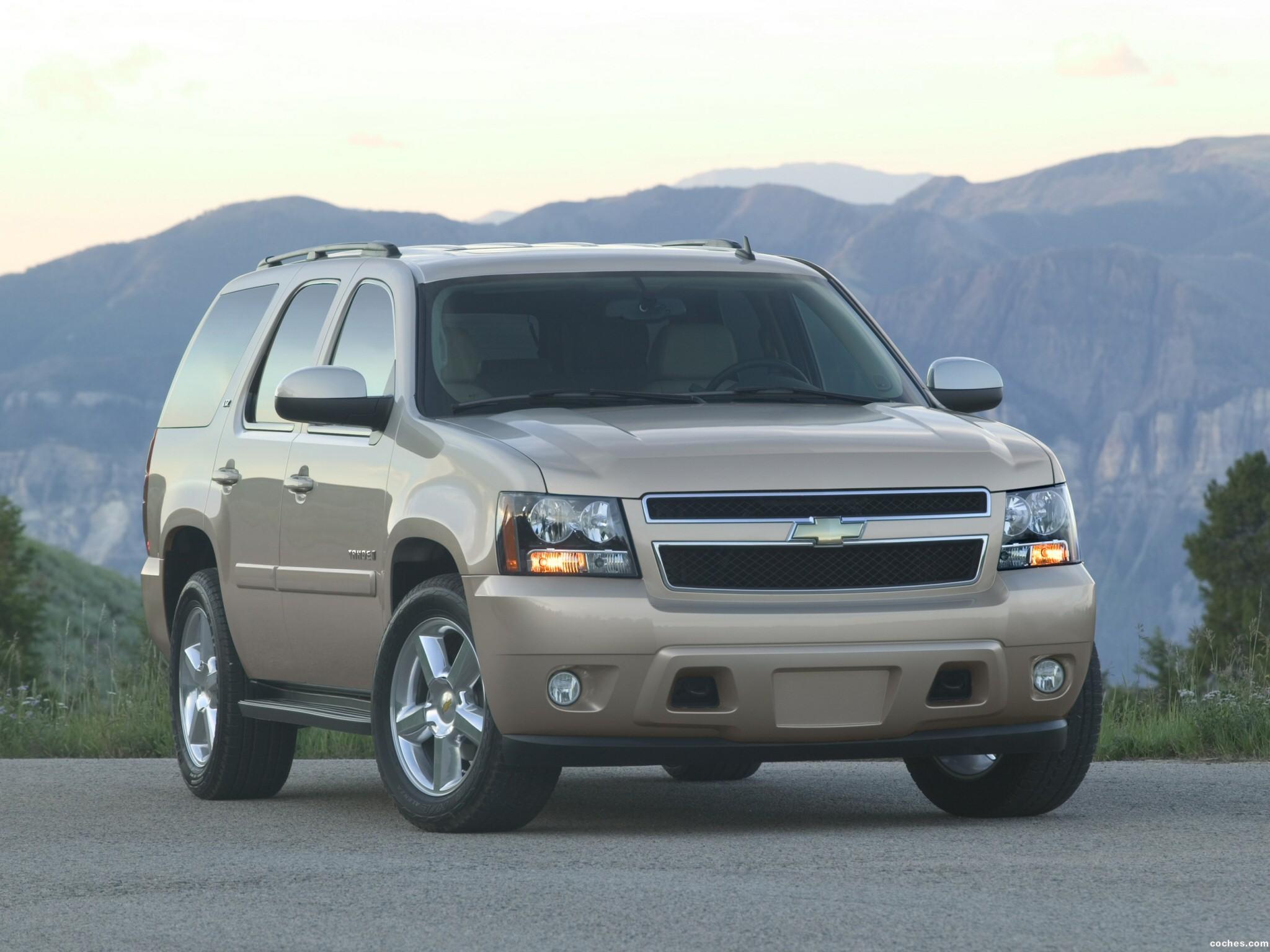 Foto 0 de Chevrolet Tahoe 2007