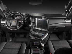 Ver foto 3 de Chevrolet Tahoe Police Concept 2013