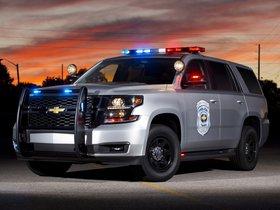 Ver foto 1 de Chevrolet Tahoe Police Concept 2013