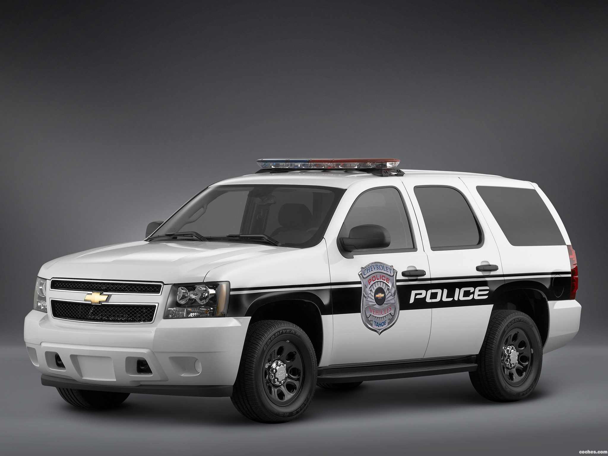 Foto 0 de Chevrolet Tahoe Police Vehicle 2008