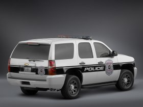 Ver foto 2 de Chevrolet Tahoe Police Vehicle 2008