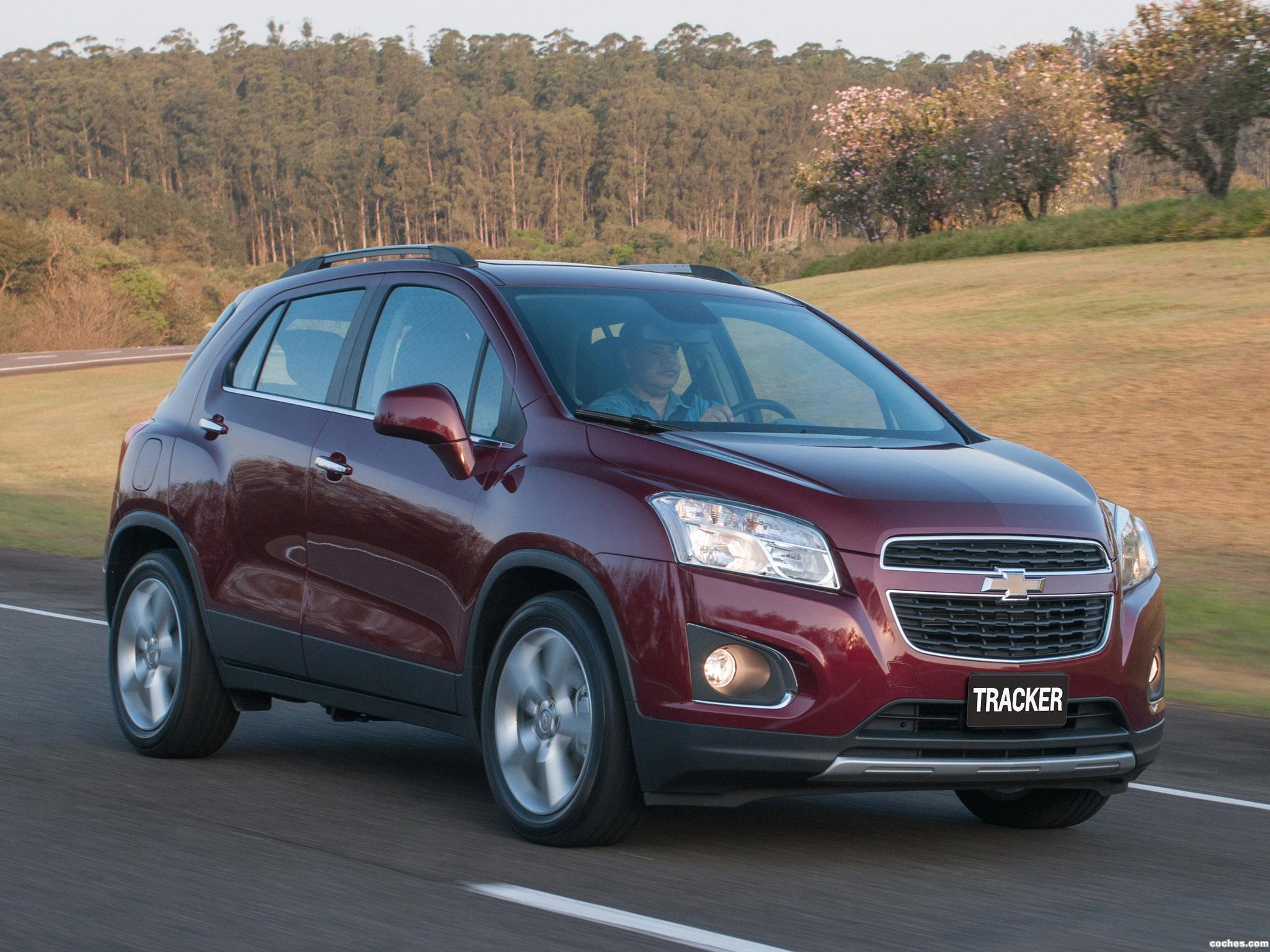 Foto 0 de Chevrolet Tracker  2013