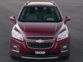 Ver foto 11 de Chevrolet Tracker  2013