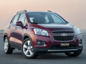 Ver foto 10 de Chevrolet Tracker  2013