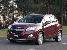 Ver foto 9 de Chevrolet Tracker  2013