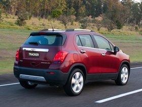 Ver foto 8 de Chevrolet Tracker  2013