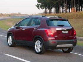 Ver foto 7 de Chevrolet Tracker  2013