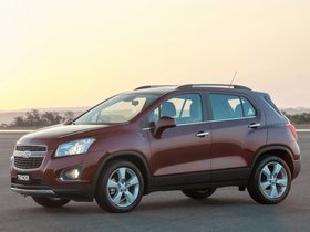 Ver foto 6 de Chevrolet Tracker  2013