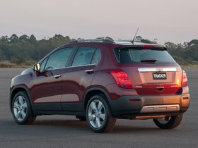 Ver foto 4 de Chevrolet Tracker  2013
