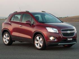 Ver foto 3 de Chevrolet Tracker  2013