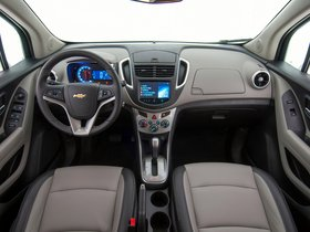 Ver foto 20 de Chevrolet Tracker  2013