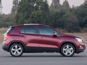 Ver foto 2 de Chevrolet Tracker  2013