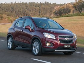 Ver foto 1 de Chevrolet Tracker  2013
