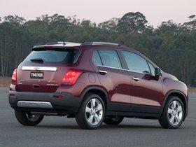 Ver foto 13 de Chevrolet Tracker  2013