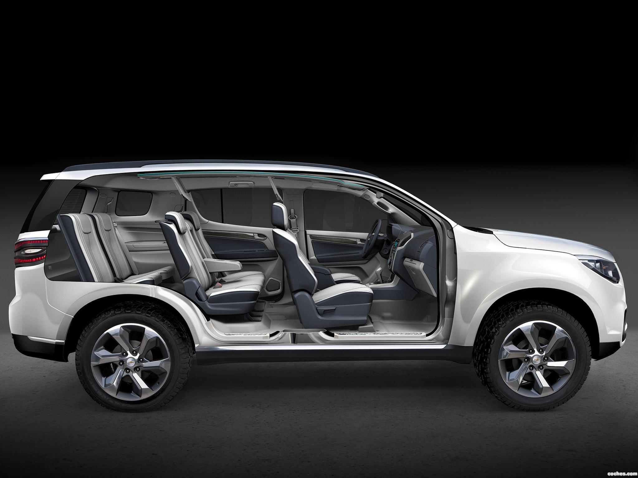 Foto 4 de Chevrolet TrailBlazer 2012