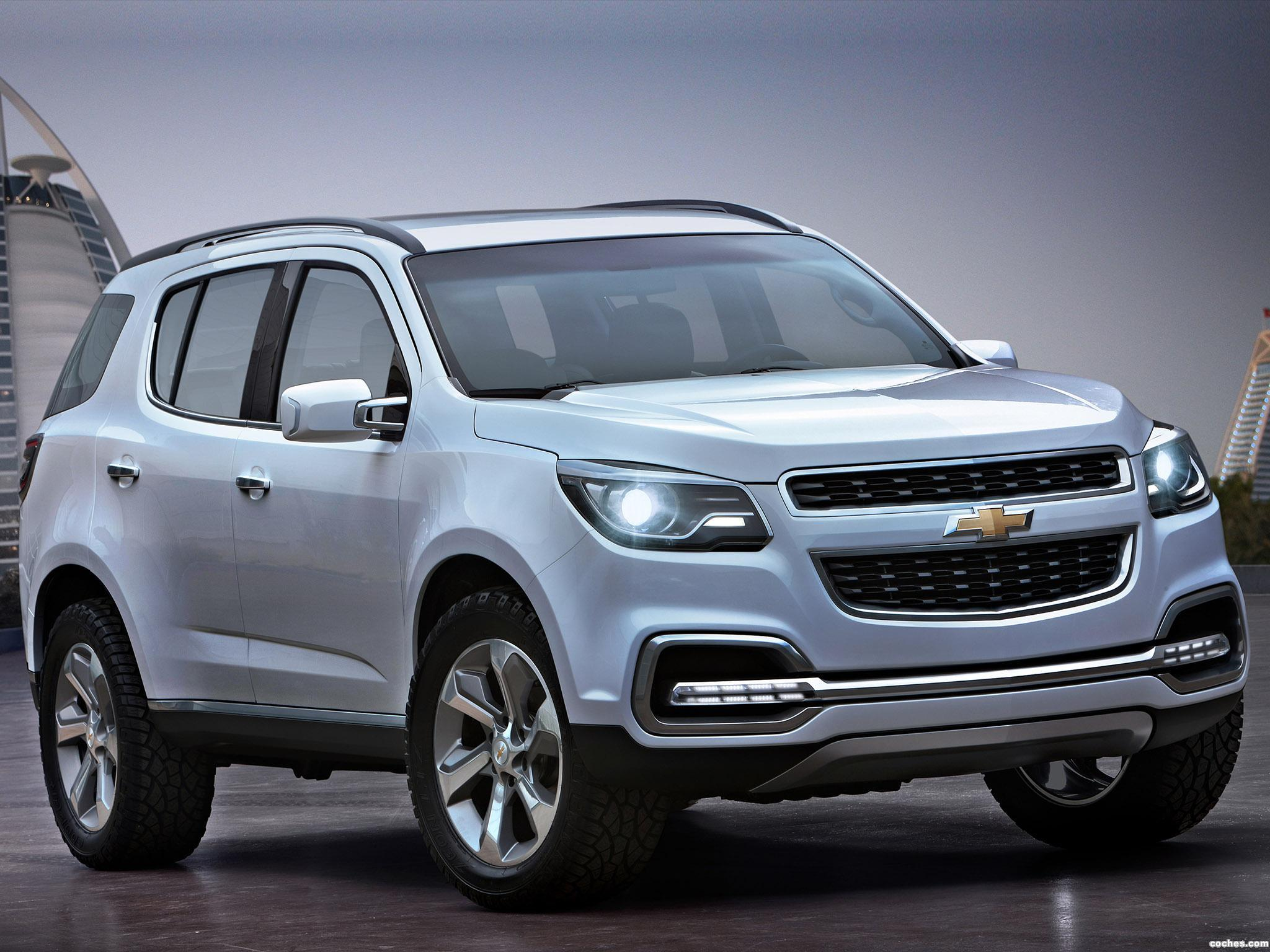 Foto 0 de Chevrolet TrailBlazer 2012