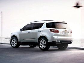 Ver foto 3 de Chevrolet TrailBlazer 2012