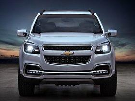Ver foto 2 de Chevrolet TrailBlazer 2012