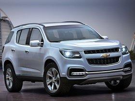 Ver foto 1 de Chevrolet TrailBlazer 2012