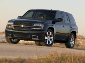 Ver foto 3 de Chevrolet TrailBlazer SS 2008