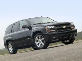 Ver foto 9 de Chevrolet TrailBlazer SS 2008