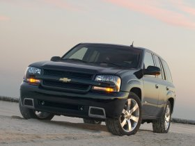 Ver foto 8 de Chevrolet TrailBlazer SS 2008