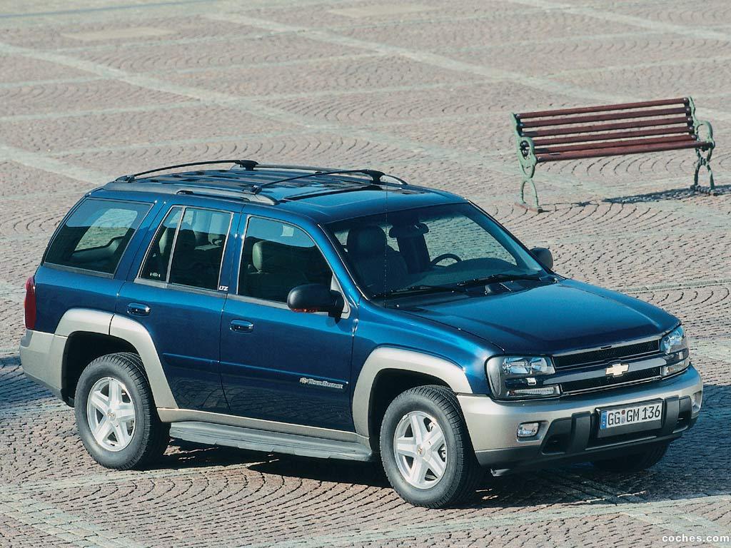 Foto 0 de Chevrolet Trailblazer 2002