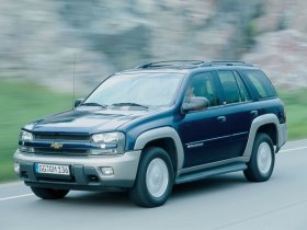Ver foto 16 de Chevrolet Trailblazer 2002
