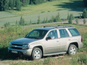 Ver foto 7 de Chevrolet Trailblazer 2002