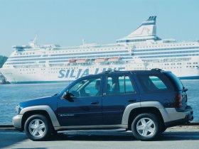 Ver foto 6 de Chevrolet Trailblazer 2002