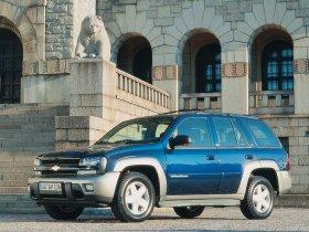 Ver foto 5 de Chevrolet Trailblazer 2002
