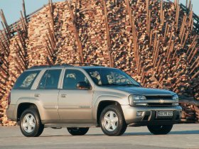 Ver foto 4 de Chevrolet Trailblazer 2002