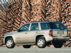 Ver foto 3 de Chevrolet Trailblazer 2002