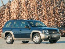 Ver foto 2 de Chevrolet Trailblazer 2002