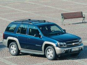 Ver foto 1 de Chevrolet Trailblazer 2002