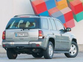 Ver foto 15 de Chevrolet Trailblazer 2002