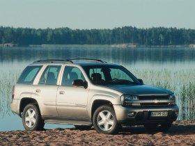 Ver foto 14 de Chevrolet Trailblazer 2002