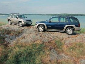 Ver foto 12 de Chevrolet Trailblazer 2002