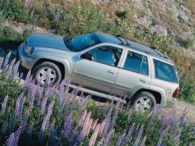 Ver foto 11 de Chevrolet Trailblazer 2002