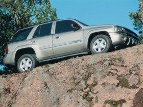 Ver foto 10 de Chevrolet Trailblazer 2002