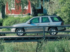 Ver foto 9 de Chevrolet Trailblazer 2002