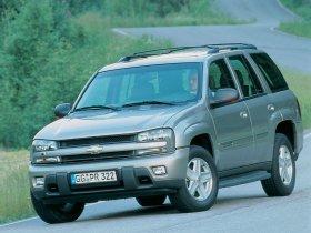 Ver foto 8 de Chevrolet Trailblazer 2002
