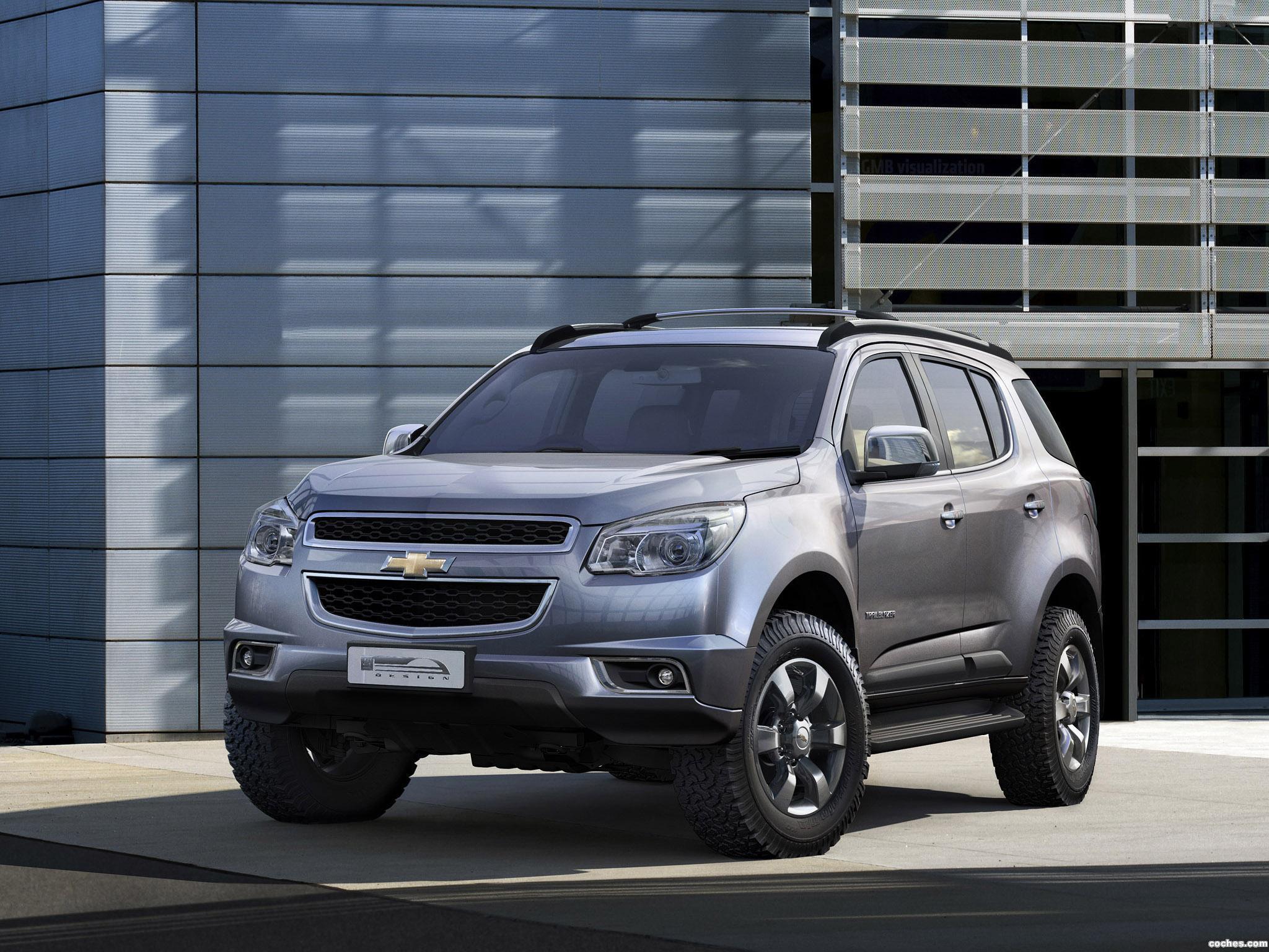 Foto 7 de Chevrolet TrailBlazer 2012
