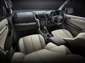 Ver foto 13 de Chevrolet TrailBlazer 2012