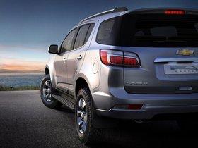 Ver foto 10 de Chevrolet TrailBlazer 2012