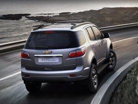 Ver foto 9 de Chevrolet TrailBlazer 2012