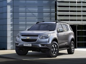 Ver foto 8 de Chevrolet TrailBlazer 2012