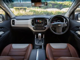 Ver foto 16 de Chevrolet Trailblazer Premier Concept 2016