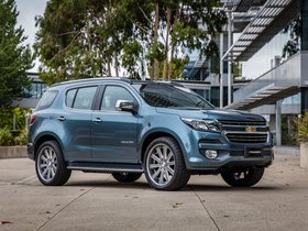 Ver foto 7 de Chevrolet Trailblazer Premier Concept 2016