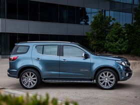 Ver foto 6 de Chevrolet Trailblazer Premier Concept 2016
